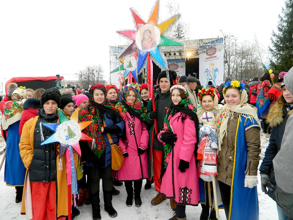 Миниатюра Фестиваль Святого Миколая!