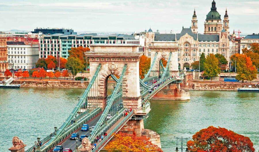 Тур в Європу Будапешт + Відень