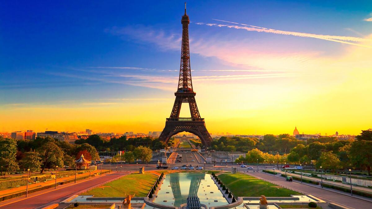Тур Хочу в Париж
