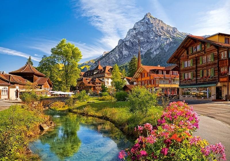Швейцарія Країна Мрій